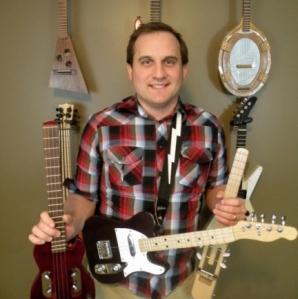 Daniel Hulbert - Amateur Ukulele Luthier