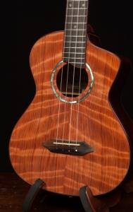 Jay Lichty Ukulele luthier