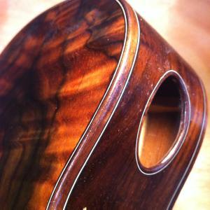 Beau Hannam - Professional Ukulele Luthier