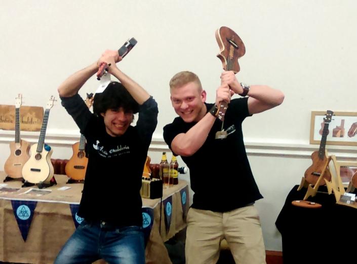 Ukulele Luthier Wars